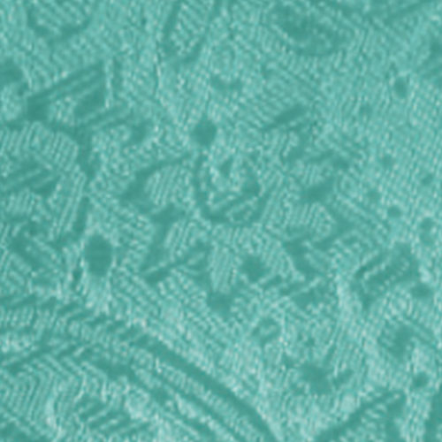 tiffany blue modern solid paisley accessory option