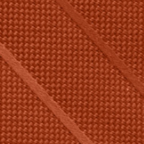 burnt orange modern solid wide stripe accessory option