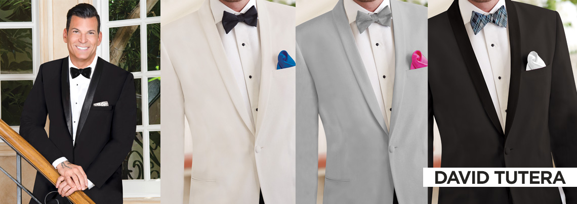 david tutera tuxedo styles category