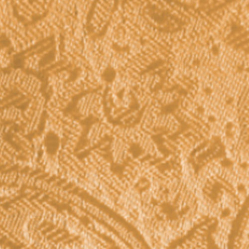 toffee gold modern solid paisley accessory option