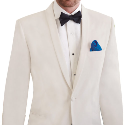 diamond white david tutera tuxedo jacket