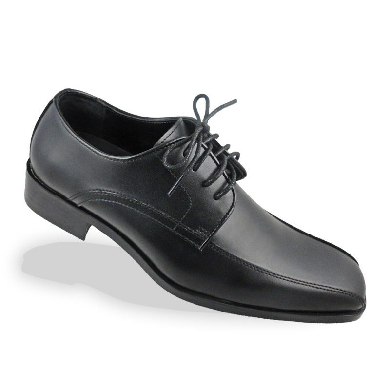 black matte shoes