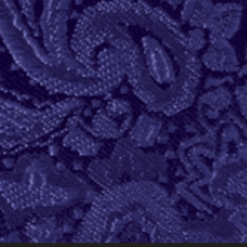 blue violet modern solid paisley accessory option
