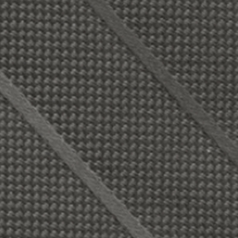 charcoal modern solid wide stripe accessory option