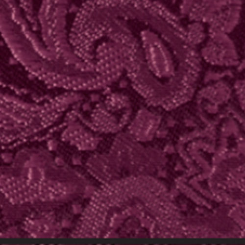 sangria modern solid paisley accessory option