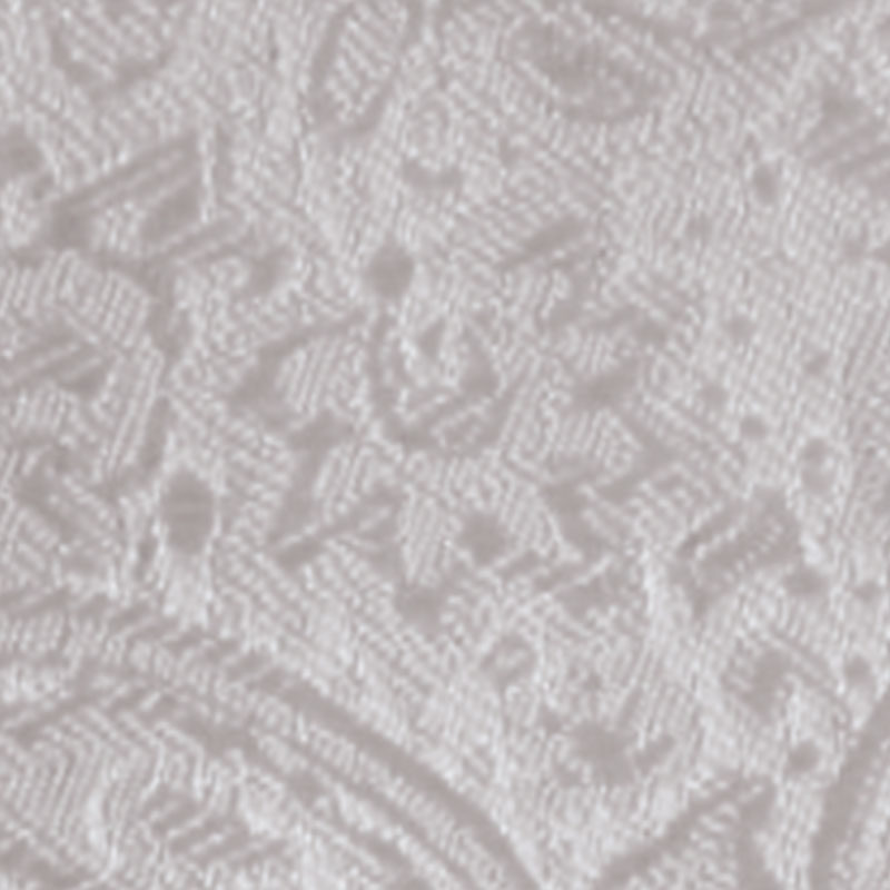 silver modern solid paisley accessory option