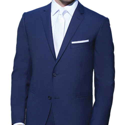 French Blue Ike Behar Suit Jacket