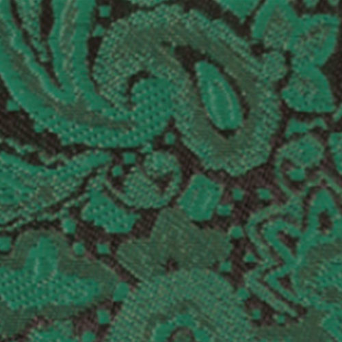jade modern solid paisley accessory option