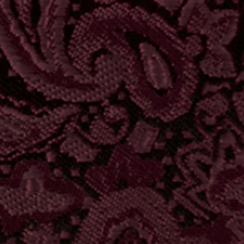 merlot modern solid paisley accessory option