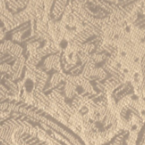 champagne paisley modern solid accessory option