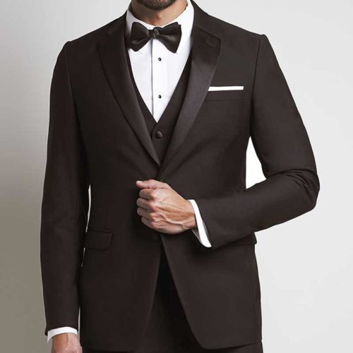 black the xe tuxedo jacket