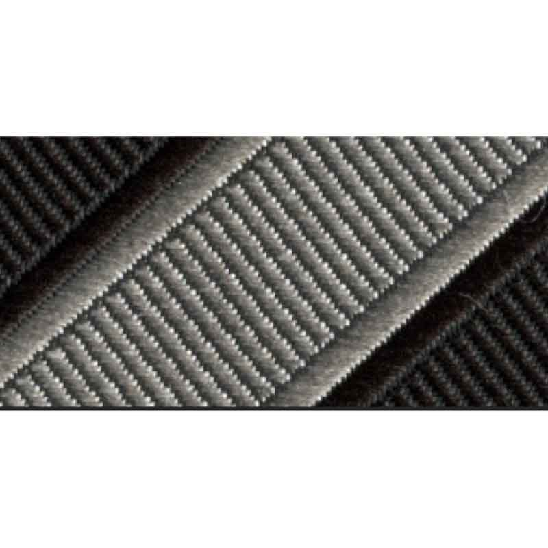 allure black cement stripe accessory option