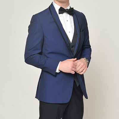 tip top tux johnny wilde royal blue prom tuxedo