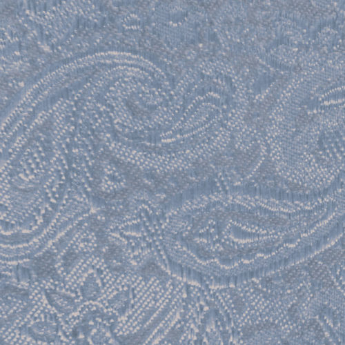 desert blue paisley modern solid accessory option